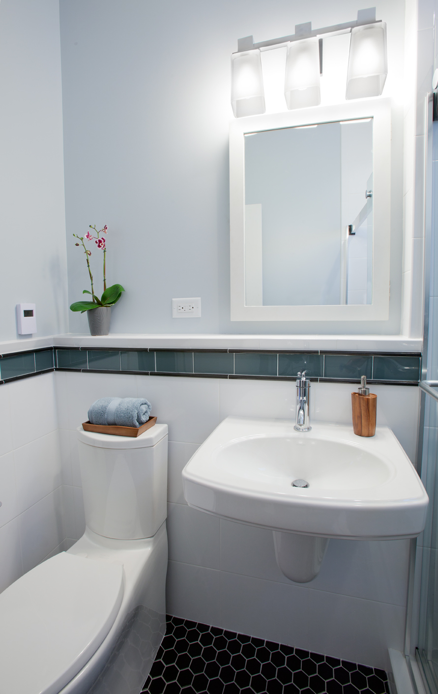 Kingfield Contemporary Bathroom 3